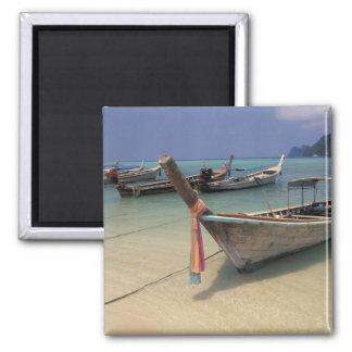 Thailand, Andaman Sea, Ko Phi Phi Island, Square Magnet