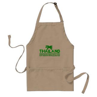 Thailand apron - choose style & color