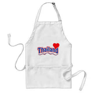 Thailand apron - choose style & color