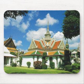 Thailand, Bangkok,Aroon temple Mouse Mat