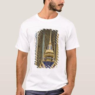 Thailand, Bangkok. Details of ornately decorated T-Shirt