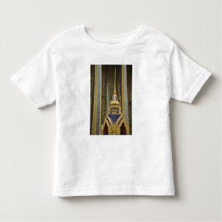 Thailand, Bangkok. Details of ornately decorated Toddler T-Shirt