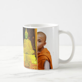 Thailand, Bangkok, Emerald Buddha Coffee Mug