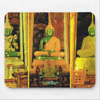 Thailand, Bangkok, Emerald Buddha Mouse Mat