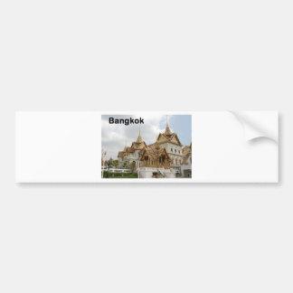 Thailand Bangkok grand palace (new) (St.K) Bumper Sticker
