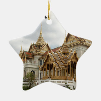 Thailand Bangkok grand palace (new) (St.K) Christmas Ornament