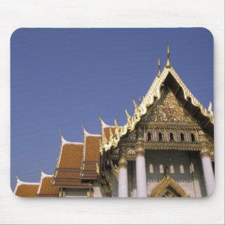 Thailand, Bangkok. Morning sun reflects off the Mouse Mat