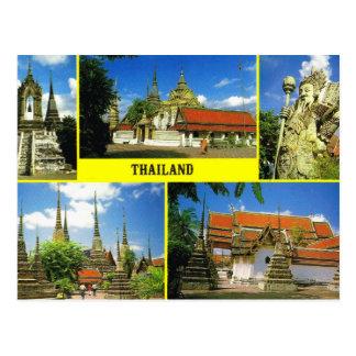 Thailand, Bangkok Postcard