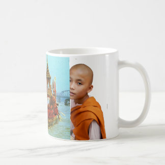 Thailand, Bangkok,  Royal Barge Coffee Mug