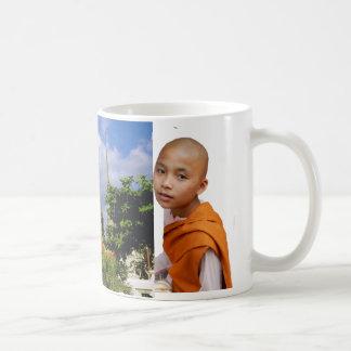 Thailand, Bangkok, Wat Phra Chetuphon Coffee Mug