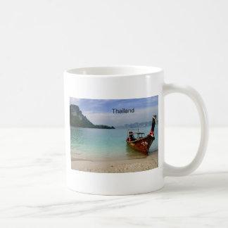 Thailand beach in Krabi (St.K) Coffee Mug