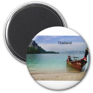 Thailand beach in Krabi (St.K) Magnet