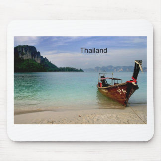 Thailand beach in Krabi (St.K) Mouse Mat