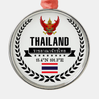 Thailand Christmas Ornament