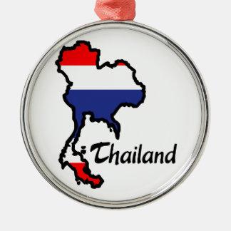 THAILAND CHRISTMAS ORNAMENT