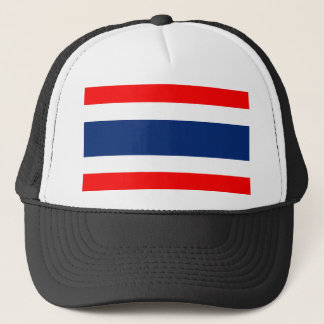 Thailand country flag nation symbol trucker hat