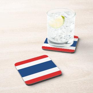 Thailand Flag Coaster