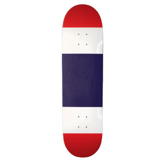 Thailand Flag Skate Boards