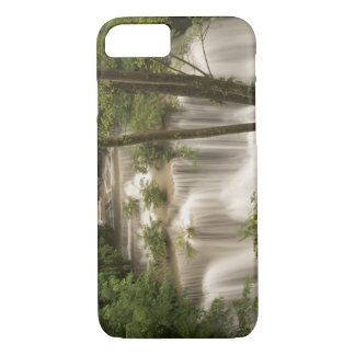 Thailand, Huai Mae Khamin Waterfall iPhone 8/7 Case