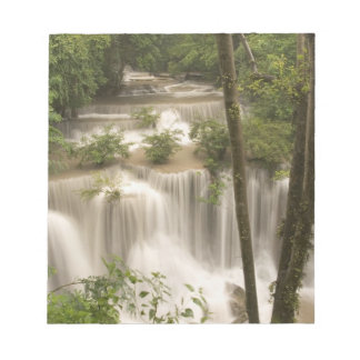 Thailand, Huai Mae Khamin Waterfall Scratch Pads