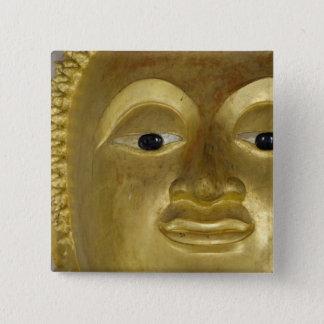 Thailand, Island of Ko Samui aka Koh Samui). 3 15 Cm Square Badge