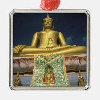 Thailand, Koh Samui Island. Big Buddha. Christmas Ornament