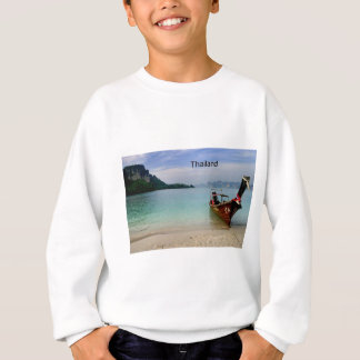 Thailand Krabi beach (new) (St.K) Sweatshirt