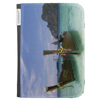 Thailand, Phi Phi Don Island, Yong Kasem beach, Kindle 3G Covers