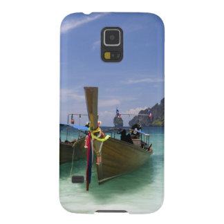 Thailand, Phi Phi Don Island, Yong Kasem beach, Galaxy S5 Case