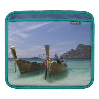 Thailand, Phi Phi Don Island, Yong Kasem beach, iPad Sleeve