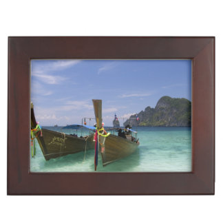Thailand, Phi Phi Don Island, Yong Kasem beach, Keepsake Box