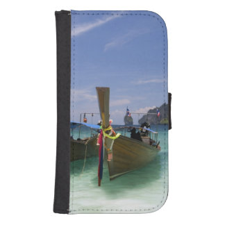 Thailand, Phi Phi Don Island, Yong Kasem beach, Galaxy S4 Wallet Cases
