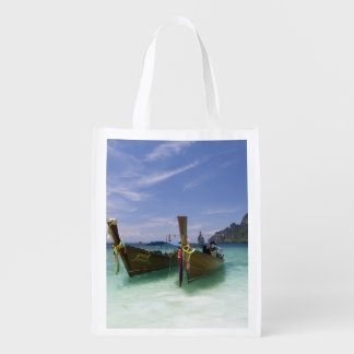 Thailand, Phi Phi Don Island, Yong Kasem beach, Reusable Grocery Bag