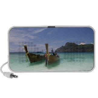 Thailand, Phi Phi Don Island, Yong Kasem beach, Mini Speakers
