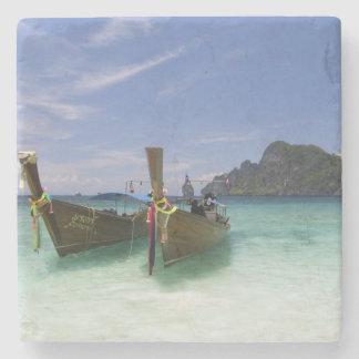 Thailand, Phi Phi Don Island, Yong Kasem beach, Stone Coaster