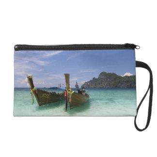 Thailand, Phi Phi Don Island, Yong Kasem beach, Wristlet Clutches