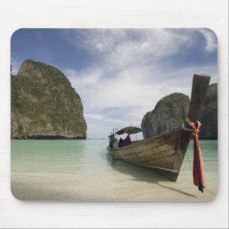 Thailand, Phi Phi Lay Island, Maya Bay. Mouse Mat