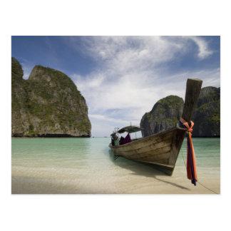 Thailand, Phi Phi Lay Island, Maya Bay. Postcard