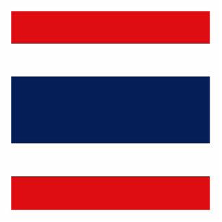 Thailand Cut Out