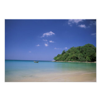 Thailand Phuket Island Beach Print