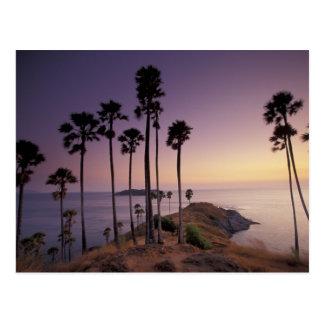 Thailand, Phuket Island. Postcard