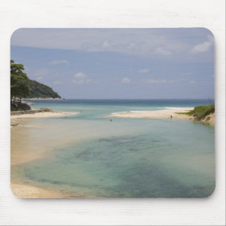Thailand, Phuket, Nai Harn beach. Mouse Mat