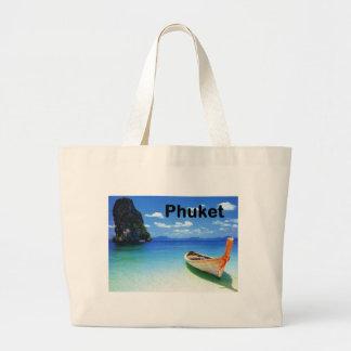 Thailand Phuket (St.K) Canvas Bag