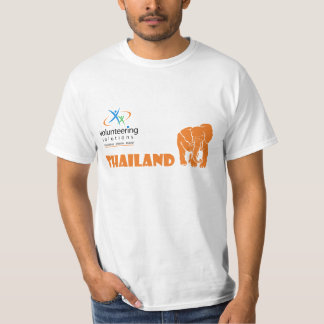 Thailand T-shirt - Volunteering Solution