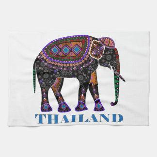 Thailand Tea Towel