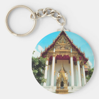 Thailand Temple Key Ring