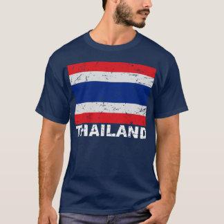 Thailand Vintage Flag T-Shirt