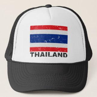 Thailand Vintage Flag Trucker Hat