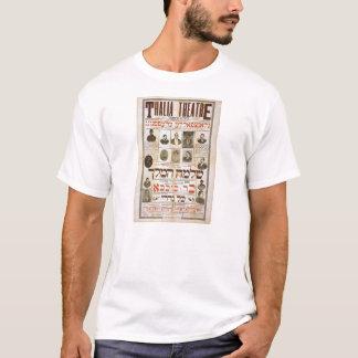 Thalia Yiddish Theater poster Men's T-Shirt