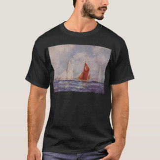 THames barges, Sirdar, Sara, Veronica T-Shirt